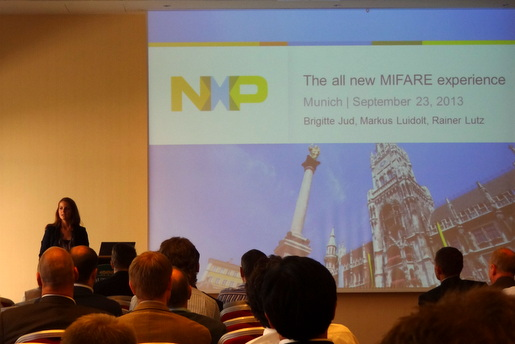 Konferenca NXP ID Customer Day 2013